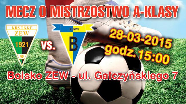 ZEW - Niwy Brudzowice - Baner Strona