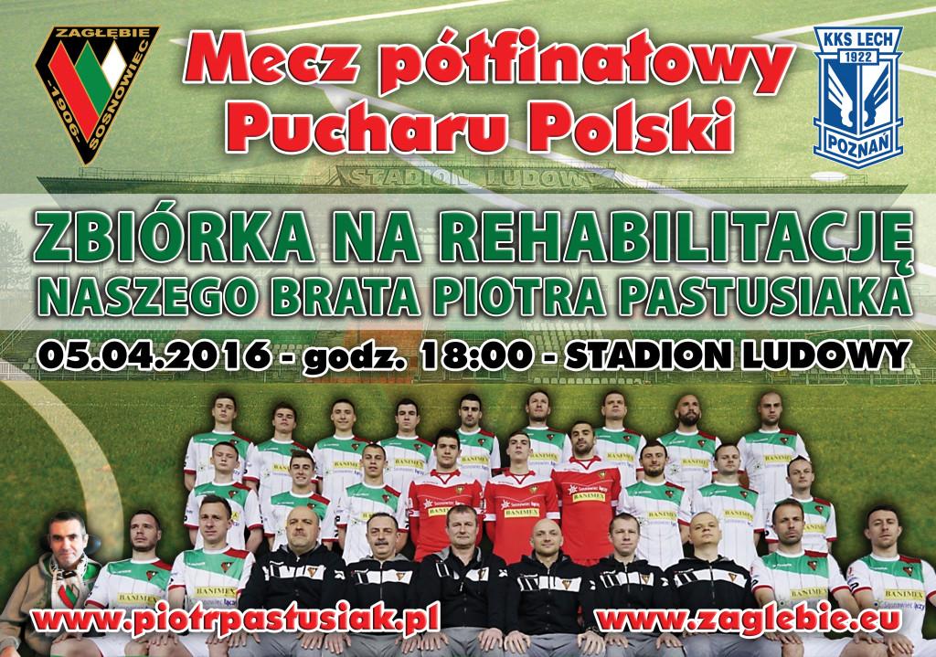 Plakat PiotrPastusiak - Zaglebie 2016