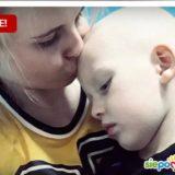 Kubuś walczy z rakiem – Jego życie w naszych rękach!