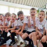 Przedszkolaki 2013 na Piłkarz Cup 2020 w Sosnowcu